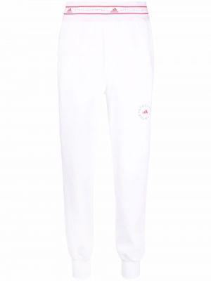 Палаццо - белые Adidas By Stella Mccartney