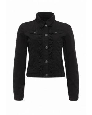 Куртка черная весенняя SinÉquanone