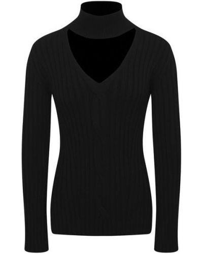 Шерстяной пуловер Alexander Mcqueen