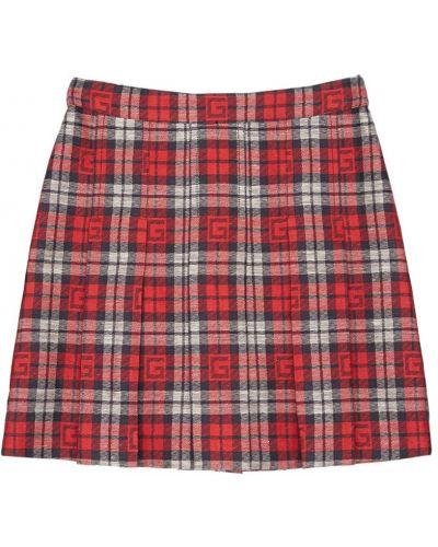 Bawełna bawełna spódnica Gucci