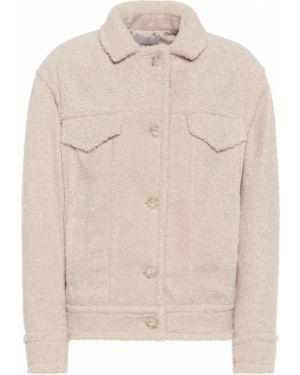Куртка с жемчугом Vince