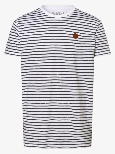 T-shirt vintage - biała Alife And Kickin