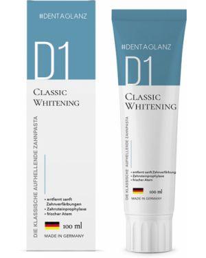 Зубная паста немецкий белая #dentaglanz