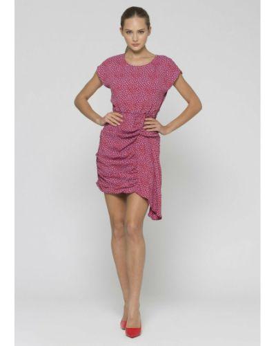 Różowa sukienka Kocca