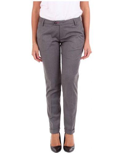 Spodnie materiałowe Baronio