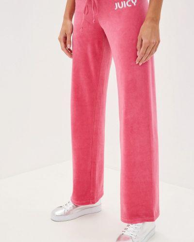 Спортивные брюки розовый Juicy Couture