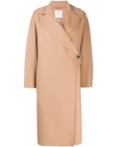 Длинное пальто с капюшоном Sportmax