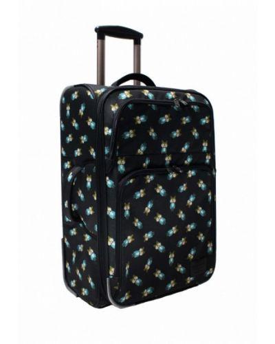 Черный чемодан Bagland