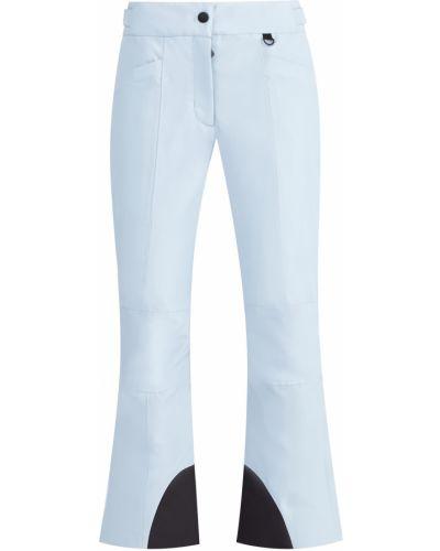 Спортивные брюки горнолыжные из крепа Moncler