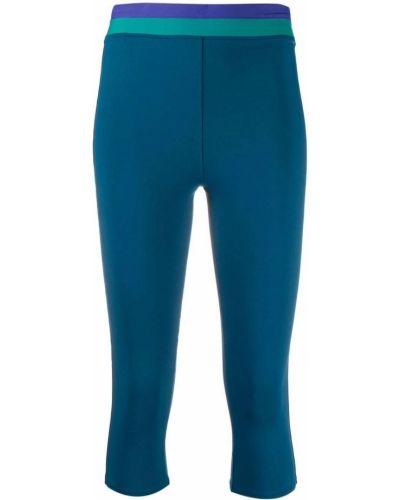 Niebieskie legginsy Eres