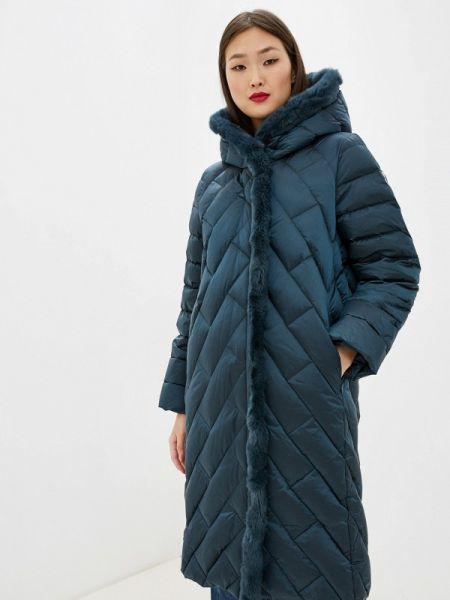 Зимняя куртка осенняя зеленая Odri Mio