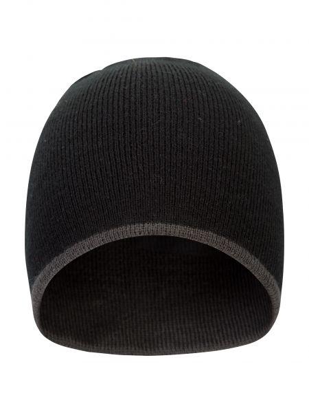 Czarna czapka materiałowa Mountain Warehouse