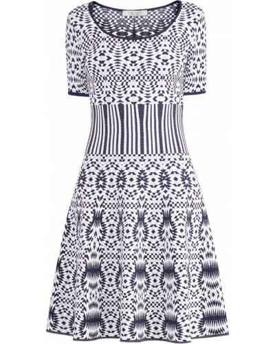 Платье с люрексом с декольте D.exterior