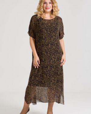 Летнее платье платье-сарафан шифоновое Luxury