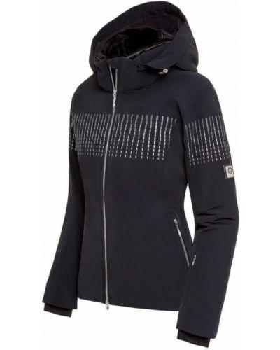 Спортивная куртка с карманами с мехом Descente