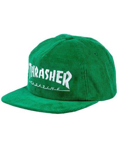 Кепка вельветовая Thrasher