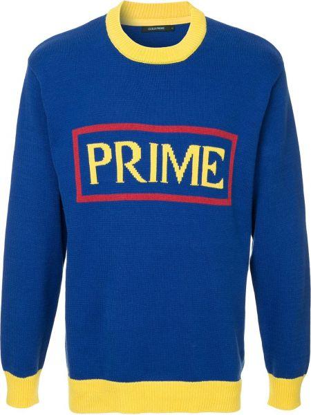 Синий свитер Guild Prime