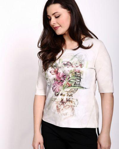 Белая футболка Rabe Collection