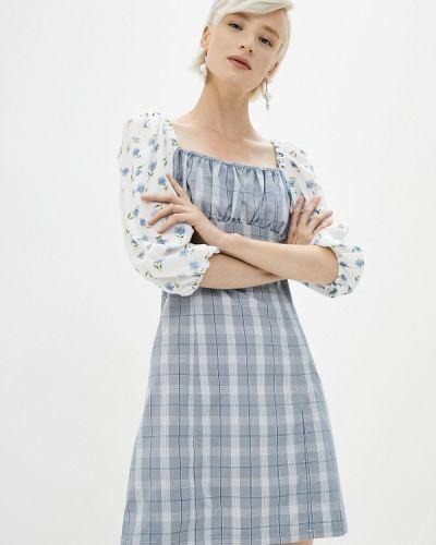Платье - голубое Sister Jane
