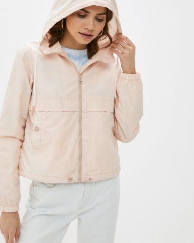 Облегченная розовая куртка Q/s Designed By