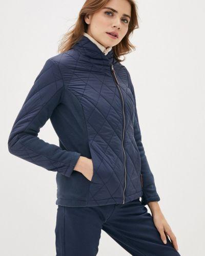 Теплая синяя куртка Merrell