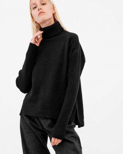 Черный свитер Dorogobogato