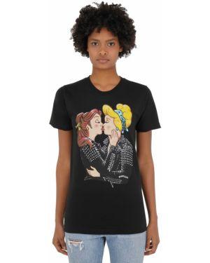 Рубашка с воротником-стойкой Domrebel