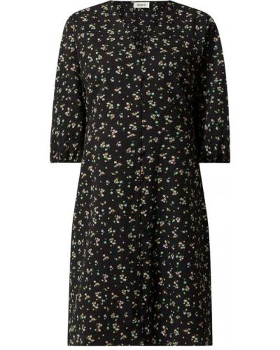 Sukienka rozkloszowana - czarna Modström