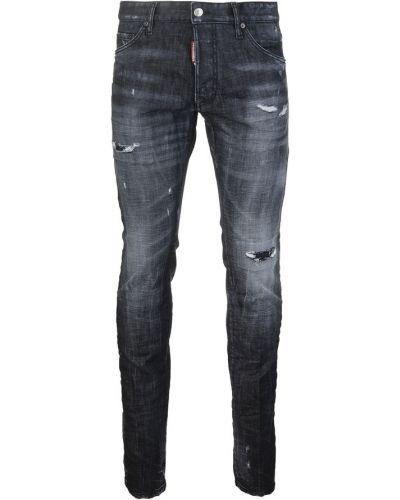 Klasyczne spodnie, czarny Dsquared2