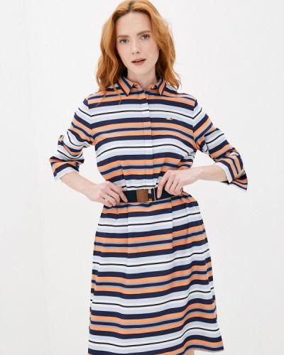 Разноцветное платье U.s. Polo Assn.