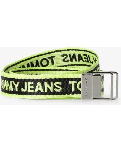 Żółty pasek Tommy Jeans