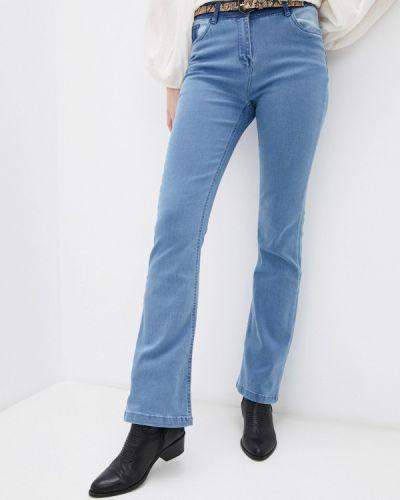 Расклешенные широкие джинсы Code