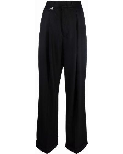 Шерстяные брюки - черные Eytys