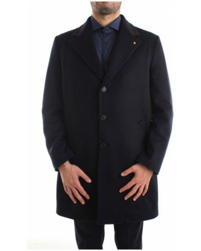 Niebieski płaszcz Sartoria Latorre