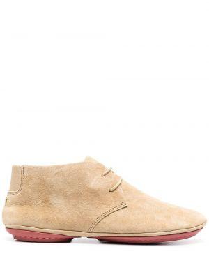 Кожаные туфли на шнуровке Camper