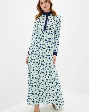 Платье прямое осеннее Sahera Rahmani