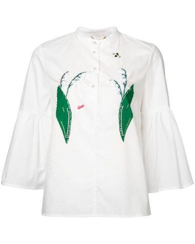 Блузка белая Muveil