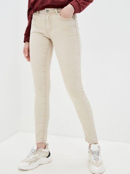 Бежевые брюки Zabaione