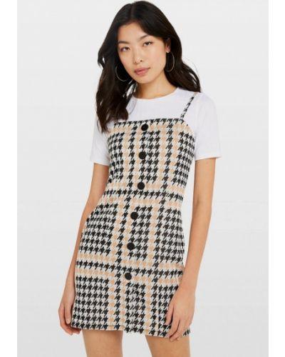 Платье платье-сарафан осеннее Miss Selfridge