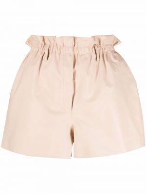 Шорты с карманами - розовые Forte Forte