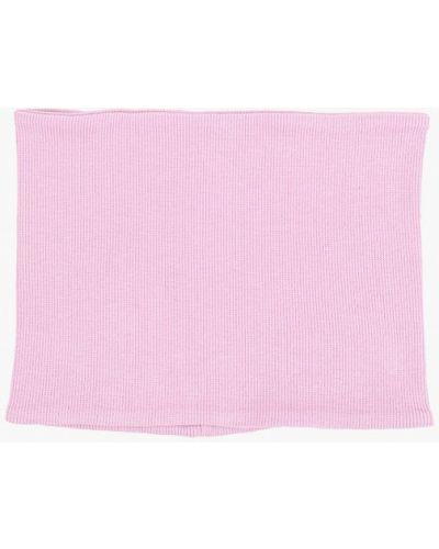 Розовый шарф Trendyco Kids