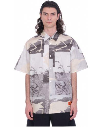 Koszula oversize - szara Heron Preston