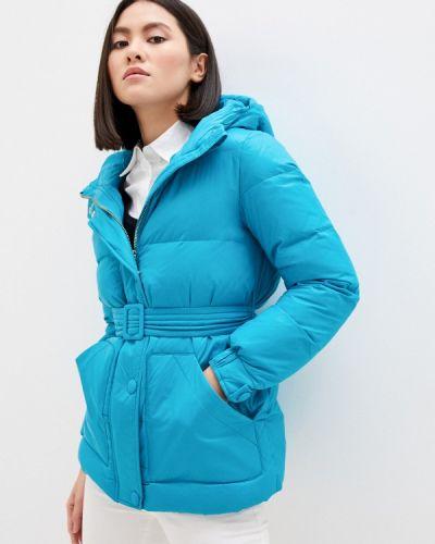 Бирюзовая куртка Armani Exchange