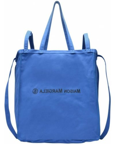 Niebieska torebka Mm6 Maison Margiela
