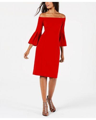 Облегающее платье - красное Vince Camuto