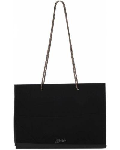 Косметичка черная Jean Paul Gaultier Pre-owned