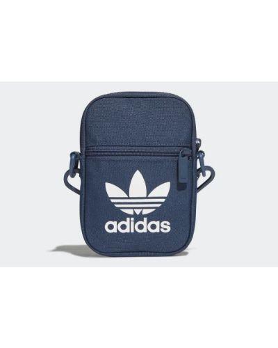 Niebieska torebka Adidas