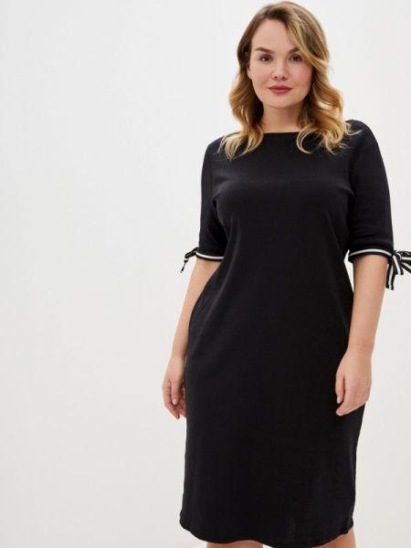 Платье - черное Lauren Ralph Lauren Woman