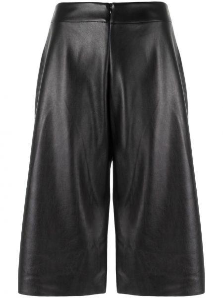 Черные короткие шорты Uma Raquel Davidowicz