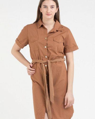 Платье платье-рубашка итальянский Intrico